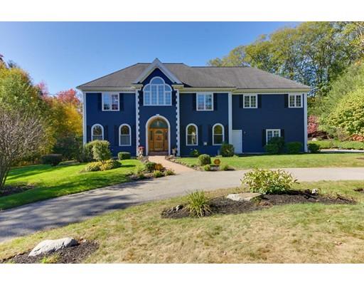 Maison unifamiliale pour l Vente à 105 Howard Street 105 Howard Street Northborough, Massachusetts 01532 États-Unis