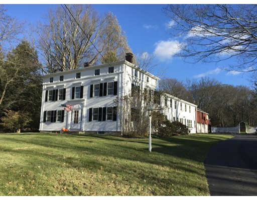 Single Family Home for Sale at 28 North Street 28 North Street Grafton, Massachusetts 01519 United States