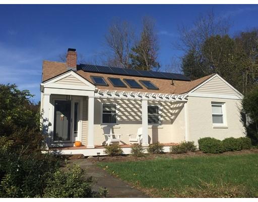獨棟家庭住宅 為 出售 在 57 Berkshire Ter 57 Berkshire Ter Amherst, 麻塞諸塞州 01002 美國