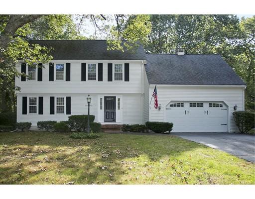 Частный односемейный дом для того Аренда на 59 Rocky Hill Road 59 Rocky Hill Road Plymouth, Массачусетс 02360 Соединенные Штаты