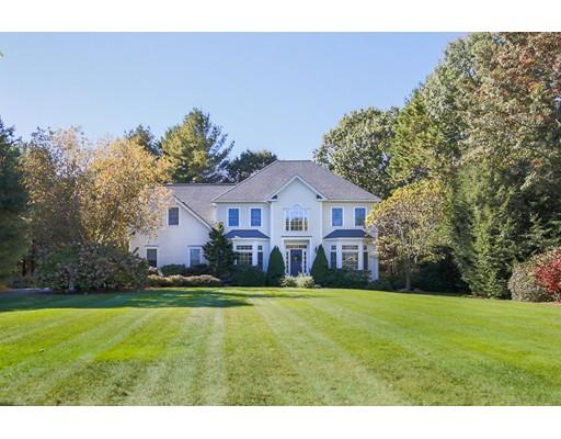 Maison unifamiliale pour l Vente à 39 OLD HASWELL PARK Road 39 OLD HASWELL PARK Road Middleton, Massachusetts 01949 États-Unis
