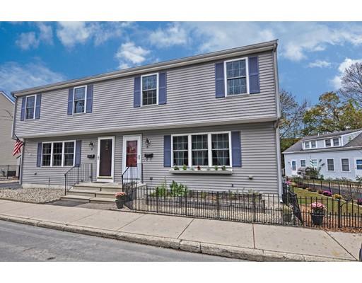 共管式独立产权公寓 为 销售 在 4 FARNUM STREET #A 4 FARNUM STREET #A Blackstone, 马萨诸塞州 01504 美国