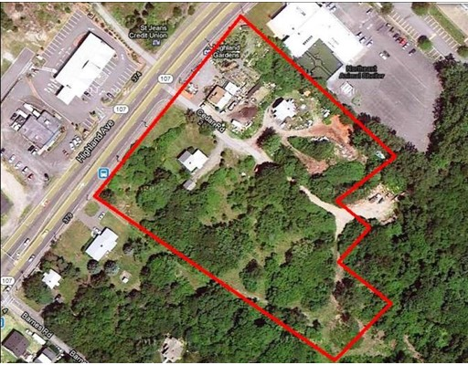 Land for Sale at 355 Highland Avenue Salem, 01970 United States