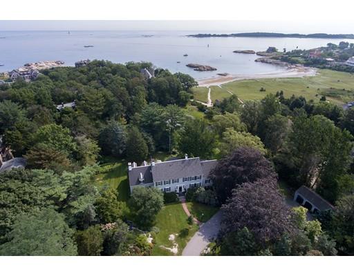 Maison unifamiliale pour l Vente à 159 Atlantic Avenue 159 Atlantic Avenue Cohasset, Massachusetts 02025 États-Unis