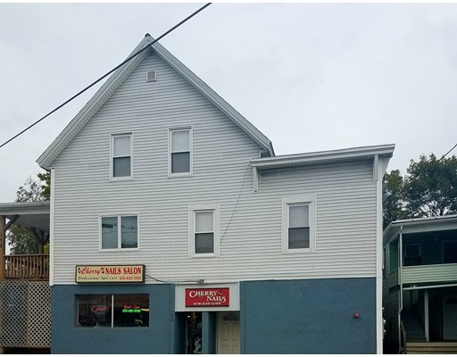 Multi-Family Home for Sale at 158 Parker Street 158 Parker Street Gardner, Massachusetts 01440 United States