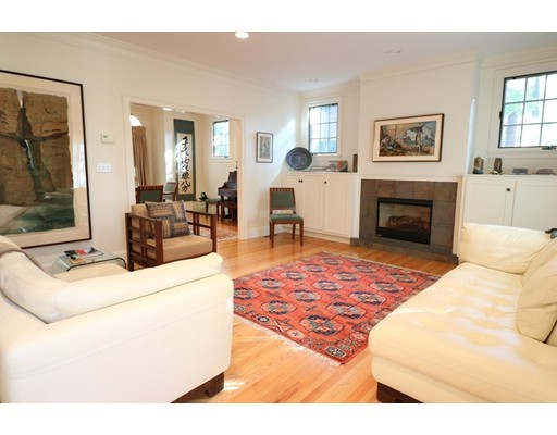 Single Family Home for Rent at 37 Mount Vernon Cambridge, Massachusetts 02140 United States