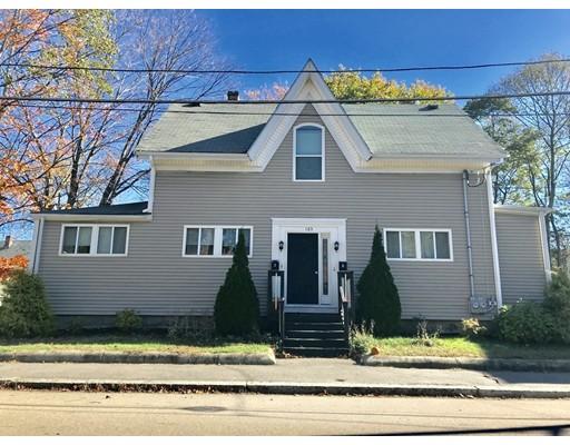 Многосемейный дом для того Продажа на 165 Berwick Street 165 Berwick Street Melrose, Массачусетс 02176 Соединенные Штаты