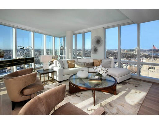 Condominio por un Venta en 188 Brookline Avenue Boston, Massachusetts 02215 Estados Unidos