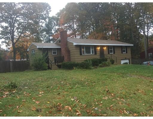 Частный односемейный дом для того Продажа на 10 Nancy Drive 10 Nancy Drive Rutland, Массачусетс 01543 Соединенные Штаты