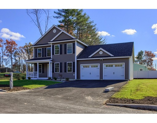 Maison unifamiliale pour l Vente à 36 Covington 36 Covington Manchester, New Hampshire 03104 États-Unis