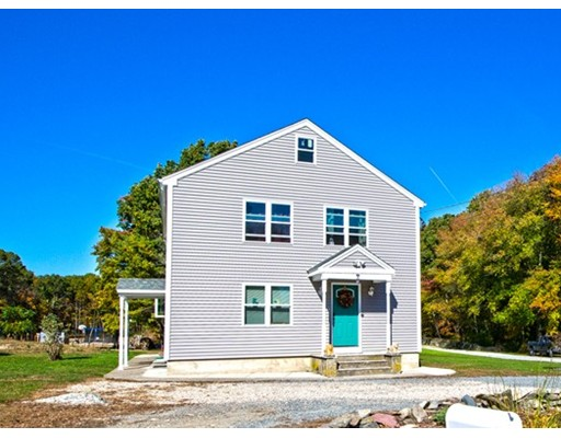 Single Family Home for Sale at 564 Tremont Street Rehoboth, 02769 United States