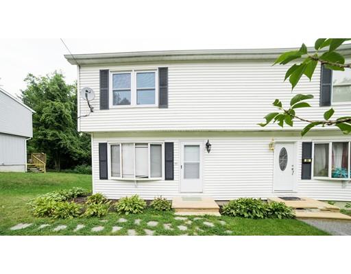 Maison unifamiliale pour l Vente à 8 Paris Avenue 8 Paris Avenue Worcester, Massachusetts 01603 États-Unis