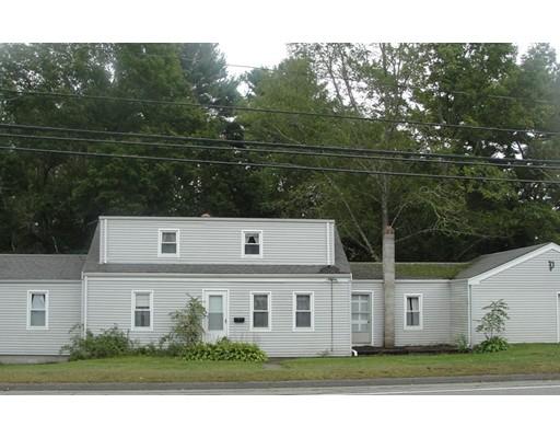 独户住宅 为 销售 在 530 Middle Road 530 Middle Road Acushnet, 马萨诸塞州 02743 美国