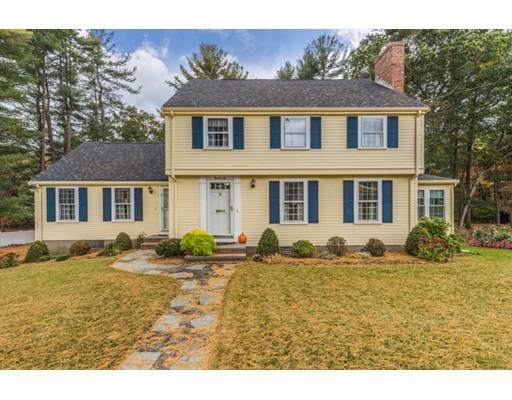 Частный односемейный дом для того Продажа на 26 OLDE TOWNE ROAD 26 OLDE TOWNE ROAD Lynnfield, Массачусетс 01940 Соединенные Штаты