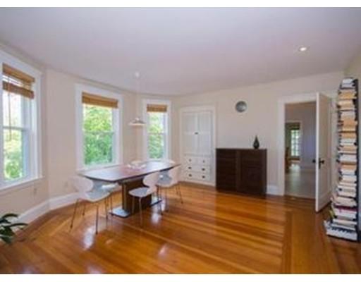 Single Family Home for Rent at 54 Ellery Street Cambridge, Massachusetts 02138 United States