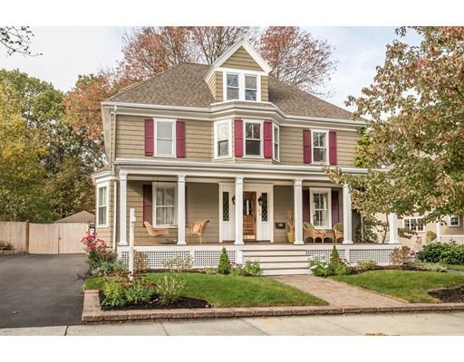 独户住宅 为 销售 在 48 BANCROFT AVENUE 48 BANCROFT AVENUE Reading, 马萨诸塞州 01867 美国