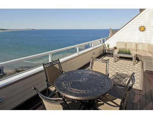 Condominium for Sale at 1 Long Beach #401 1 Long Beach #401 Hull, Massachusetts 02045 United States