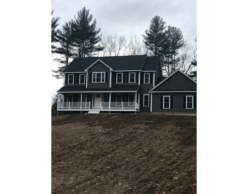 Single Family Home for Sale at 21 Hyde Road 21 Hyde Road Charlton, Massachusetts 01507 United States