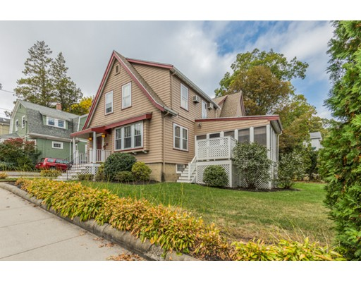 Single Family Home for Sale at 23 Fountain Road 23 Fountain Road Arlington, Massachusetts 02476 United States