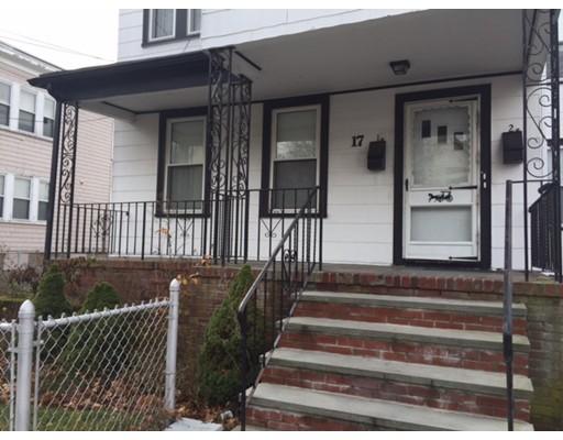 Casa Unifamiliar por un Alquiler en 17 Streetearns Street Malden, Massachusetts 02148 Estados Unidos