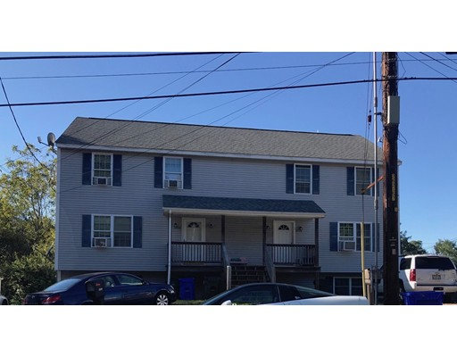 Multi-Family Home for Sale at 3226 N Main Street 3226 N Main Street Fall River, Massachusetts 02720 United States
