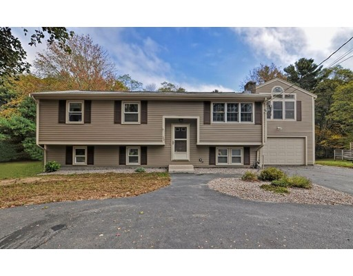 Single Family Home for Sale at 23 Hall Street 23 Hall Street Mansfield, Massachusetts 02048 United States