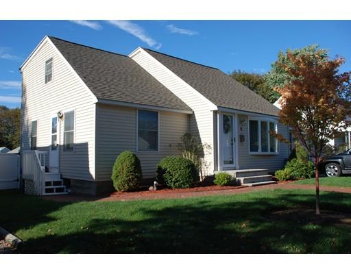 Maison unifamiliale pour l Vente à 5 Chandler Street 5 Chandler Street North Providence, Rhode Island 02911 États-Unis
