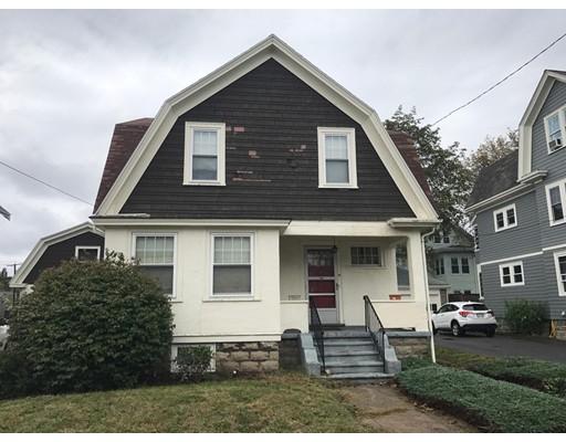 Maison unifamiliale pour l Vente à 16 Adams Street 16 Adams Street Arlington, Massachusetts 02474 États-Unis