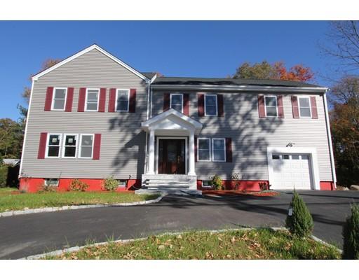 Single Family Home for Sale at 1912 Washington Street 1912 Washington Street Stoughton, Massachusetts 02072 United States