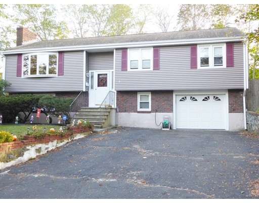 Single Family Home for Sale at 8 Glen Road 8 Glen Road Peabody, Massachusetts 01960 United States