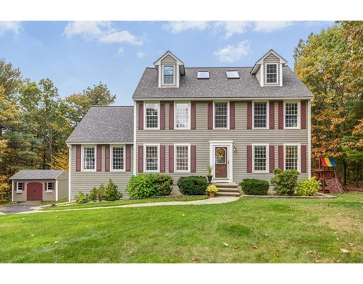 Single Family Home for Sale at 7 Magnolia Drive 7 Magnolia Drive Ayer, Massachusetts 01432 United States