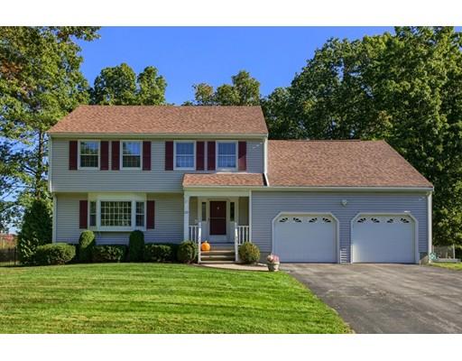 Casa Unifamiliar por un Venta en 10 Langley Lane 10 Langley Lane Tewksbury, Massachusetts 01876 Estados Unidos
