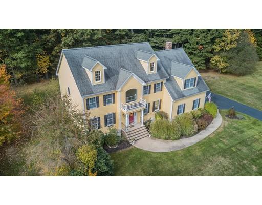 Частный односемейный дом для того Продажа на 8 Belmont Lane 8 Belmont Lane North Reading, Массачусетс 01864 Соединенные Штаты