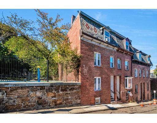 獨棟家庭住宅 為 出售 在 9 Sewall Street 9 Sewall Street Boston, 麻塞諸塞州 02120 美國