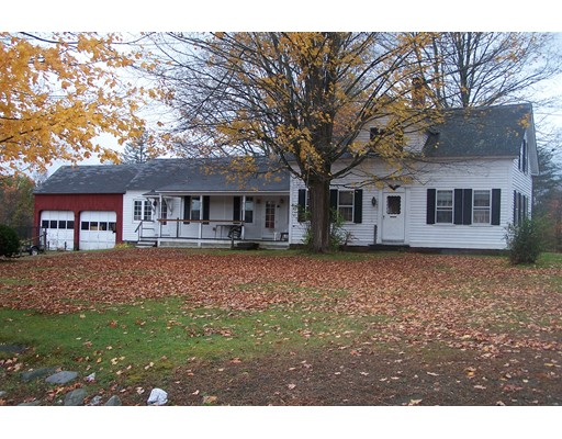 Single Family Home for Sale at 115 Northfield Road 115 Northfield Road Bernardston, Massachusetts 01337 United States