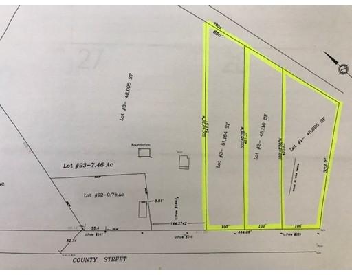 Land voor Verkoop een t 1 County Street 1 County Street Berkley, Massachusetts 02779 Verenigde Staten