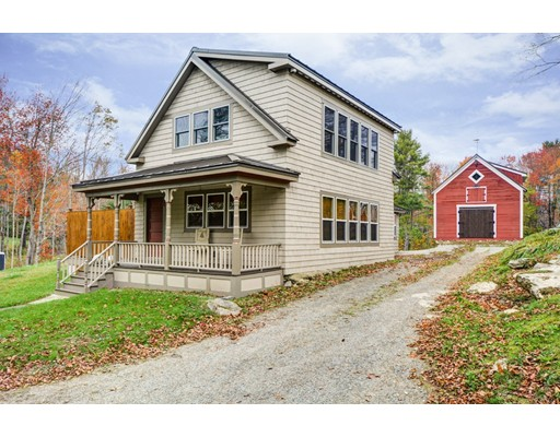 独户住宅 为 销售 在 35 Healdville Road 35 Healdville Road Hubbardston, 马萨诸塞州 01452 美国