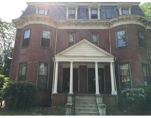 Apartamento por un Alquiler en 249 Union Street #2 249 Union Street #2 Springfield, Massachusetts 01105 Estados Unidos