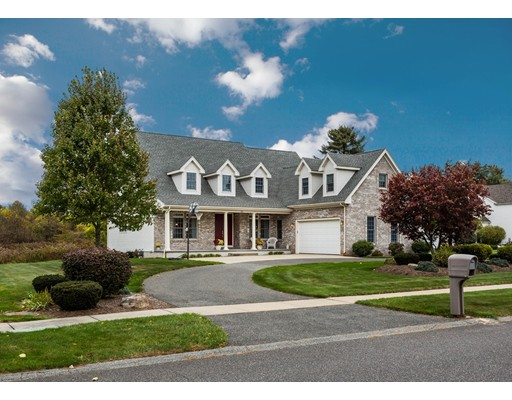 Single Family Home for Sale at 52 Senecal Place 52 Senecal Place East Longmeadow, Massachusetts 01028 United States