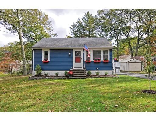 Частный односемейный дом для того Продажа на 26 Burt Street 26 Burt Street Attleboro, Массачусетс 02703 Соединенные Штаты