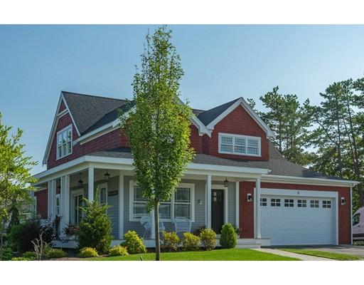Maison unifamiliale pour l Vente à 9 Morning Stroll 9 Morning Stroll Plymouth, Massachusetts 02360 États-Unis