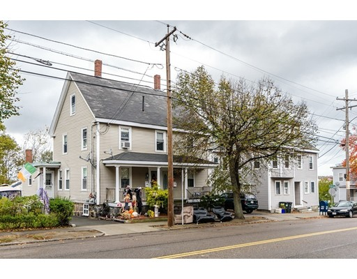 Multi-Family Home for Sale at 117 Independence Avenue 117 Independence Avenue Quincy, Massachusetts 02169 United States