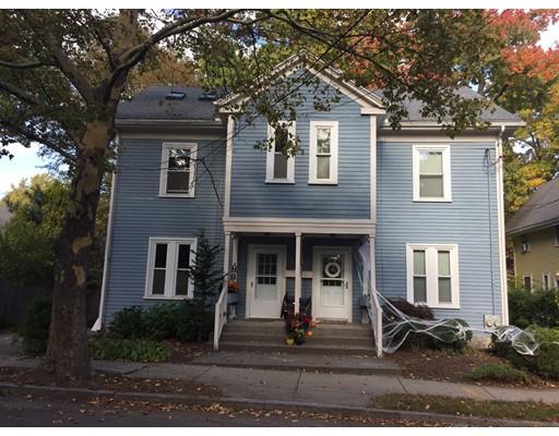 独户住宅 为 出租 在 21 Moreland Avenue 牛顿, 马萨诸塞州 02459 美国