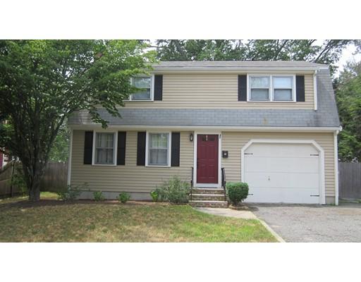 独户住宅 为 出租 在 2 Sendick #2 2 Sendick #2 Woburn, 马萨诸塞州 01801 美国