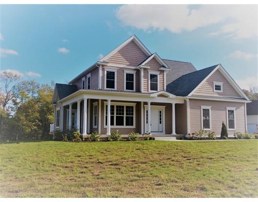 Частный односемейный дом для того Продажа на 4 Capri Drive 4 Capri Drive East Longmeadow, Массачусетс 01028 Соединенные Штаты