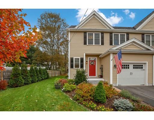 Appartement en copropriété pour l Vente à 117 N Main St #A 117 N Main St #A Natick, Massachusetts 01760 États-Unis