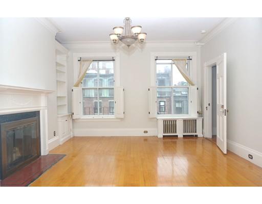 Casa Unifamiliar por un Alquiler en 261 Marlborough Boston, Massachusetts 02116 Estados Unidos