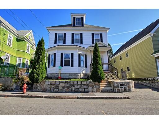 Частный односемейный дом для того Продажа на 40 Crowley Street 40 Crowley Street Lowell, Массачусетс 01852 Соединенные Штаты