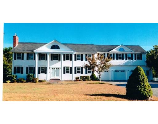 Частный односемейный дом для того Продажа на 10 Minton 10 Minton Billerica, Массачусетс 01821 Соединенные Штаты