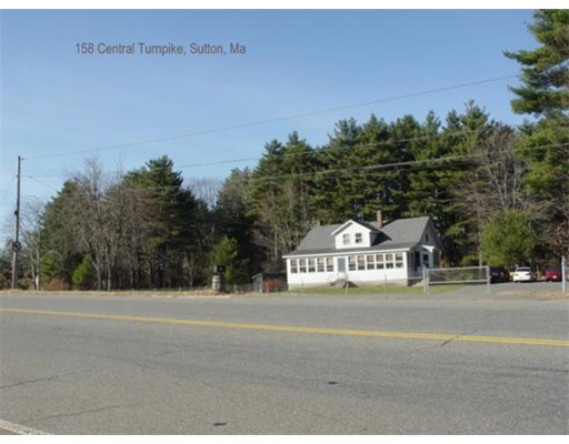 Land for Sale at 158 Central Tpke Sutton, 01590 United States